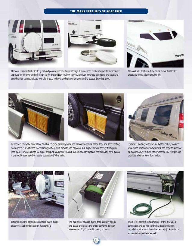 2014 roadtrek class b motorhomesranger rt roadtrek wiring diagram #14