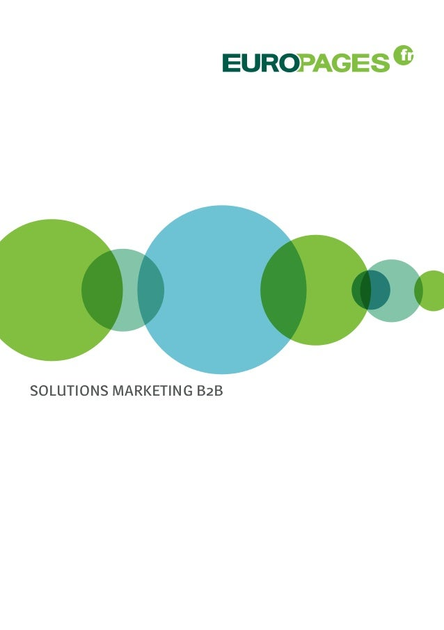 SOLUTIONS MARKETING B2B