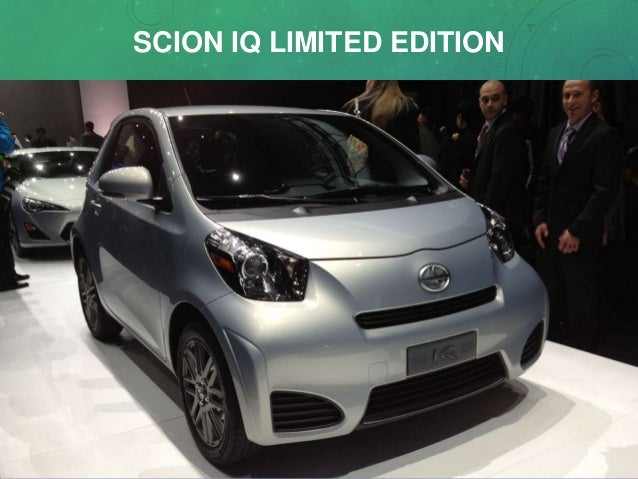 2014 scion iq review virtual test drive san diego 92120. Black Bedroom Furniture Sets. Home Design Ideas