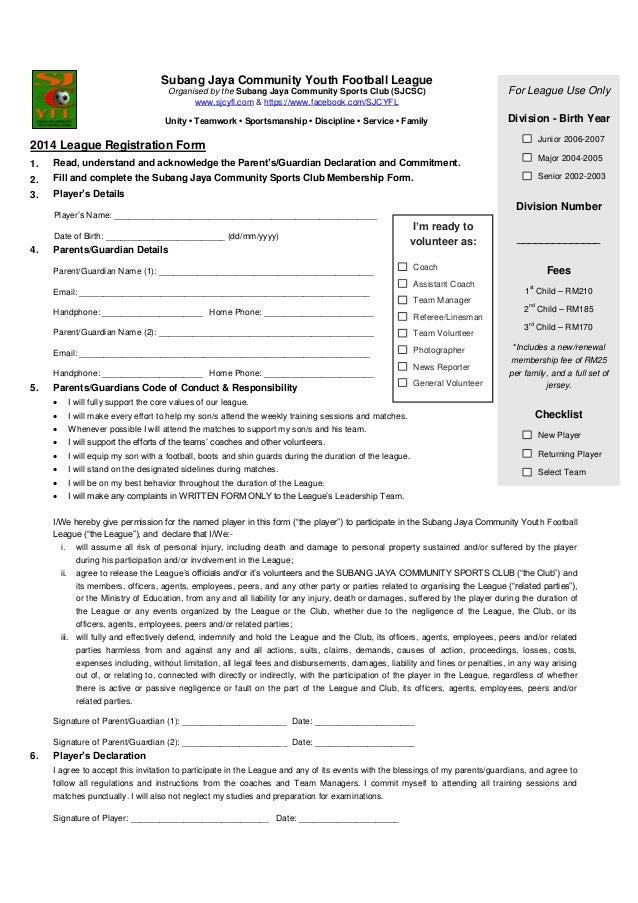 2014 sjcsc sjcyfl registration form (junior, major & senior) final