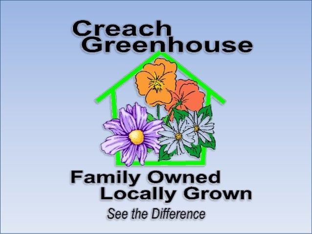 ▪ 27 Acres of Land ▪ 10 Acres of Greenhouses ▪ Family Owned Since 1969