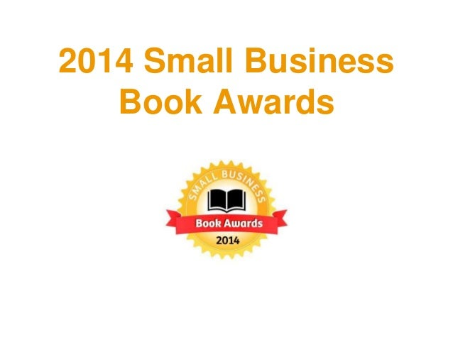 2014 Small Business Book Awards