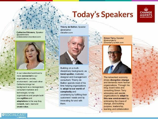 Social Collaboration for Business Benefit Slide 2