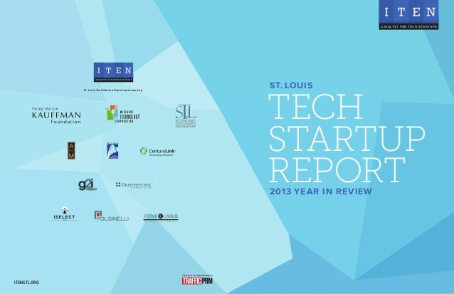 catalyst for tech startups  catalyst for tech startups  st. louis  tech startup report  St. Louis Tech Startup Report spon...