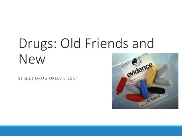 2014 street drug review
