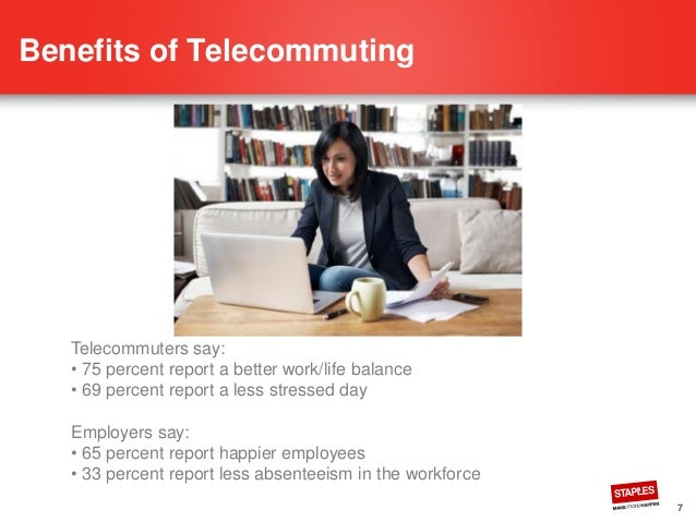 a report on telecommuting Under the telework enhancement act of 2010, public law 111-292 (the act), agencies are required to report telework data to the us office of personnel management on an annual basis the call for telework data (call) provides an electronic form to facilitate systematic collection of agency telework data.