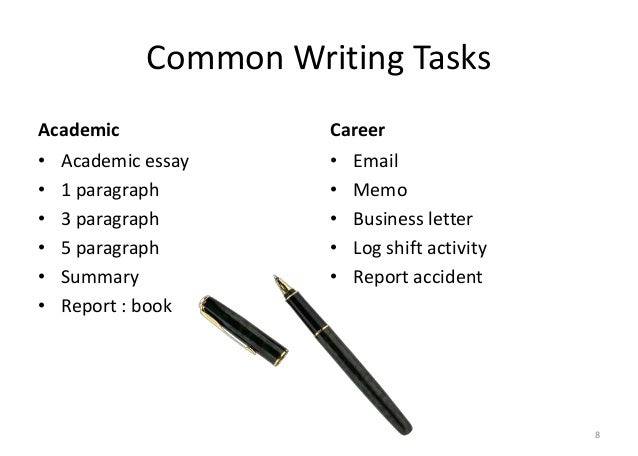 Save time with writing essay basics: Use photography and video