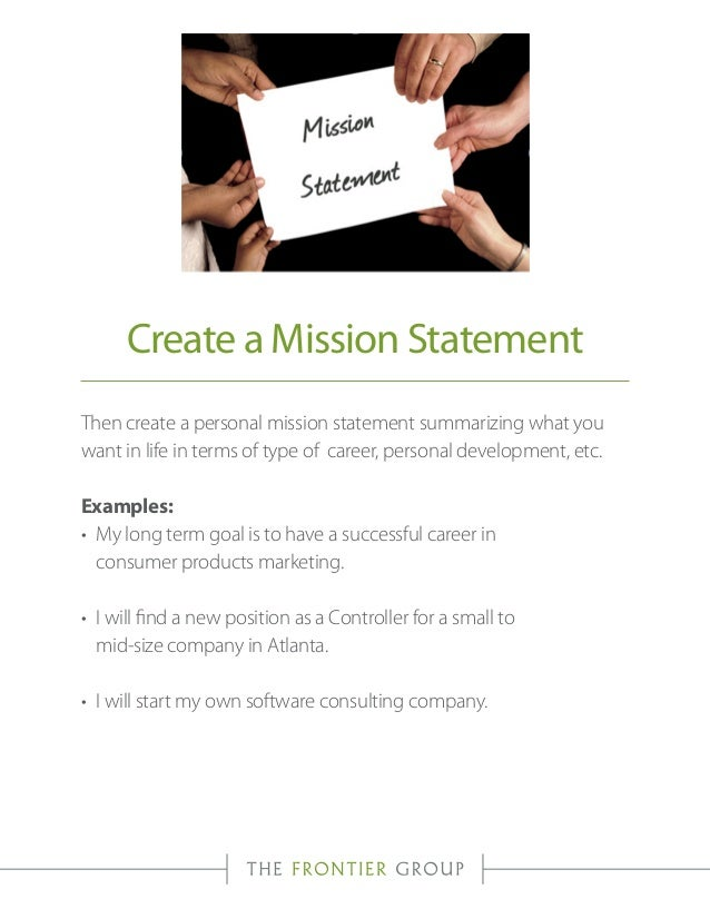 """which of the following is the best way to define a personal mission statement Our lifestyle seemed better served by moving to a larger place in a family-friendly  community  as defined by parker, """"a personal purpose statement is all about  identifying why you  following are four sample personal purpose statements:."""
