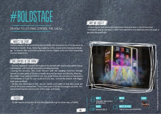 #BolDSTAGE  - Unique digital and interactive experience that puts fans in the drivers seat. - Innovative way to introduce ...