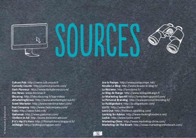 © Havas Sports & Entertainment  SOURces Culture Pub: http://www.culturepub.fr Curiosity Counts: http://curiositycounts.com...