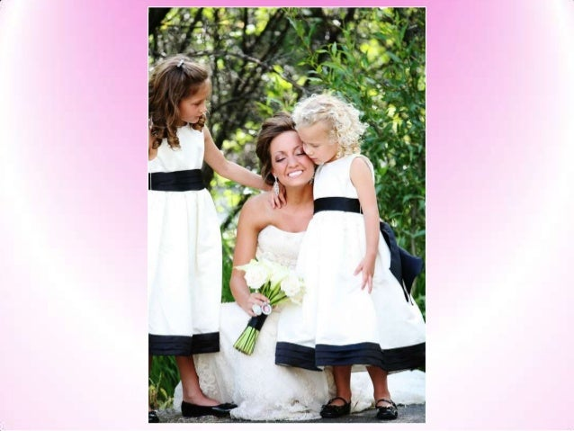 2014 wedding trend black and white flower girl dresses 2014 wedding trend black and white flower girl dresses 2 mightylinksfo