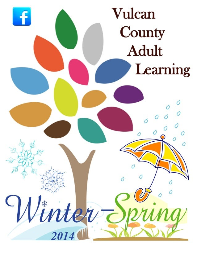 Vulcan County Adult Learning  2014