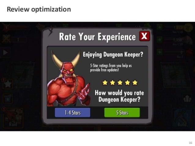 Review optimization  16