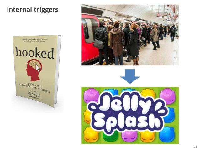 Internal triggers  22