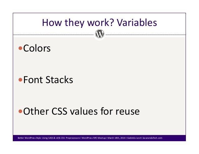 thesis theme css style sheets Adding css code to the custom css file editor in thesis or your stylecss file if you're not using the thesis theme inline css rather than site wide css code.