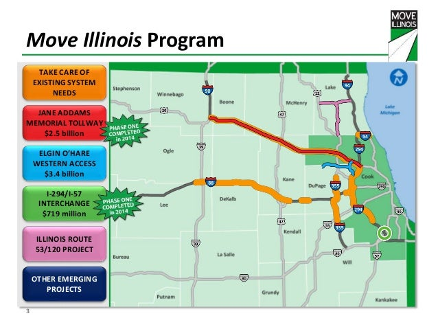 CMAA January Luncheon - Illinois Tollway