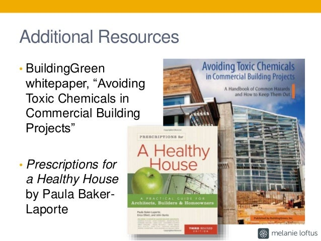 Choosing Healthy Materials on Your Next Building Project: A How-To Gu ...