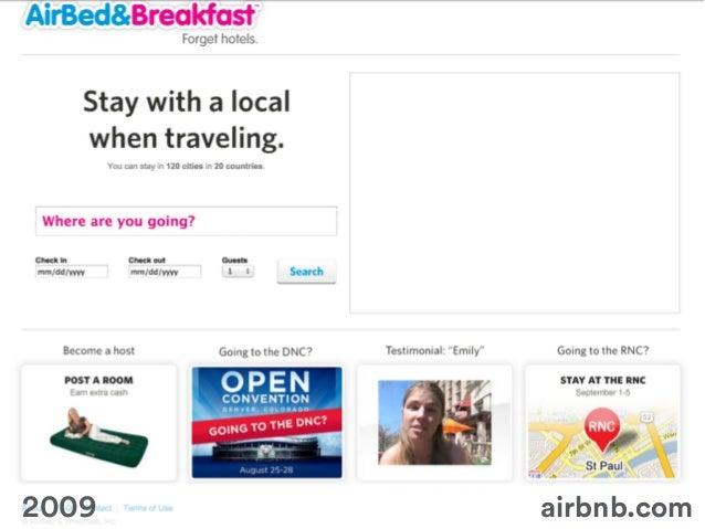 ! airbnb.com2009