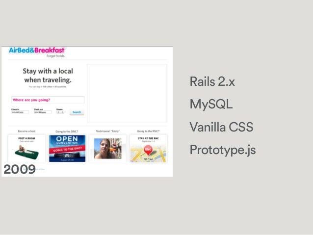 Rails 2.x MySQL Vanilla CSS Prototype.js !2009