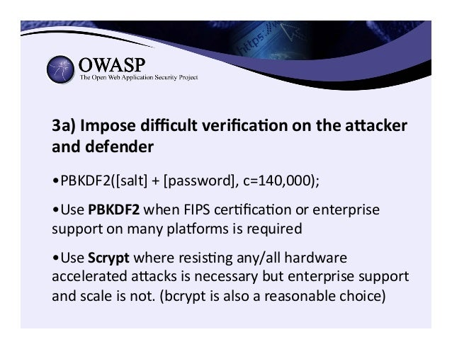 • CerCficate  Pinning   – heps://www.owasp.org/index.php/Pinning_Cheat_Sheet       • HSTS  (Strict  Transp...