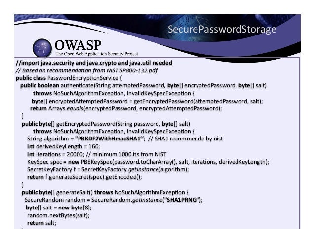 Perfect  Forward  Secrecy   • If  you  use  older  SSL  ciphers,  every  Cme  anyone   makes  a...