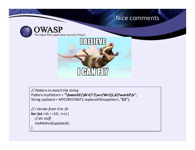 Thanks   • Somes  slides  from  Jim  Manico  (@manicode)     &&  OWASP  Top10  ProacCve  Project...