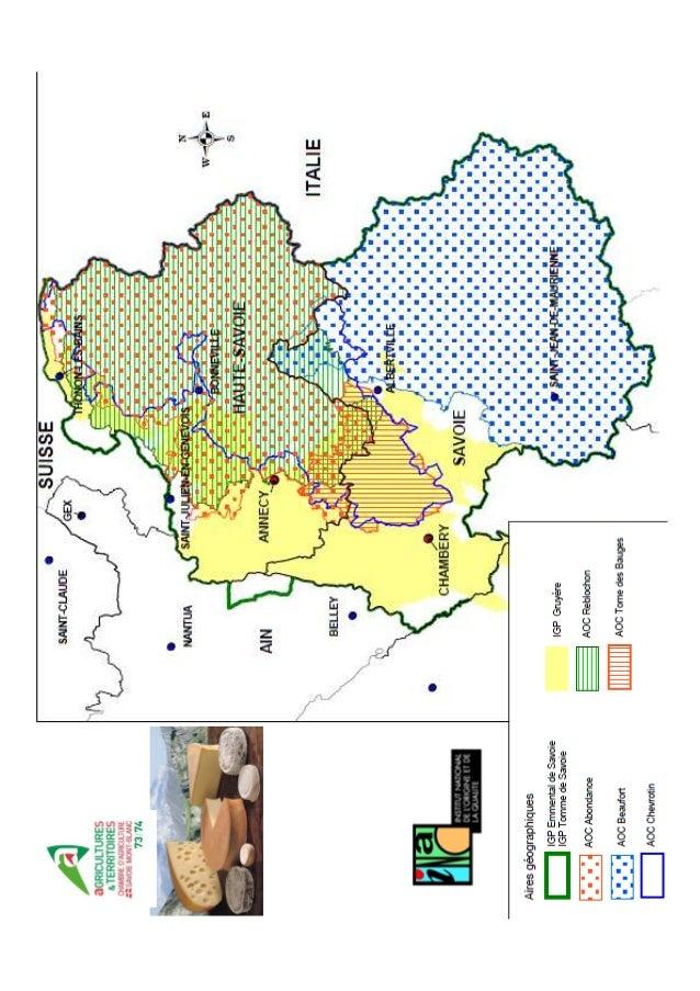 panorama des fili res agricoles en pays de savoie par