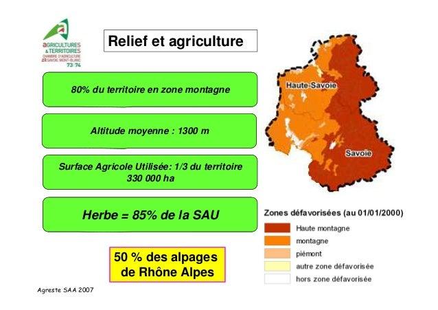 Panorama des fili res agricoles en pays de savoie par - Chambre d agriculture des hautes alpes ...