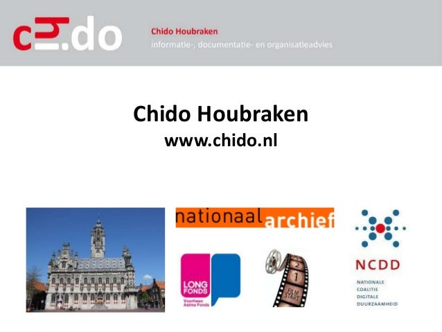 Chido Houbraken www.chido.nl