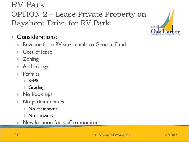 Rv park hookup option crossword