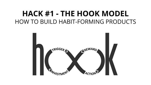HACK #3 - THE REWARD RETENTION ENCOURAGE PEOPLE TO DO SOMETHING TO GET SOMETHING
