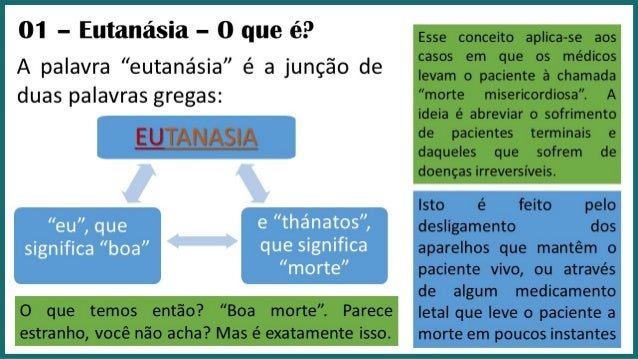 Resultado de imagem para sim á eutanásia