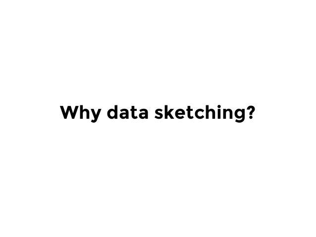 An Exploratory Study of Data Sketching for Visual Representation - EuroVis 2015 Slide 2