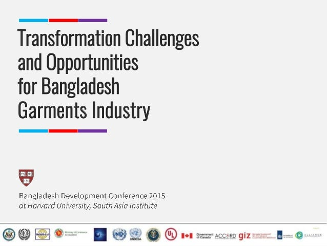 problems and prospect of garments industry in bangladesh Collaborative supply chain practices and prospect of companies in  collaborative supply chain practices in  (readymade garments) industry in bangladesh,.