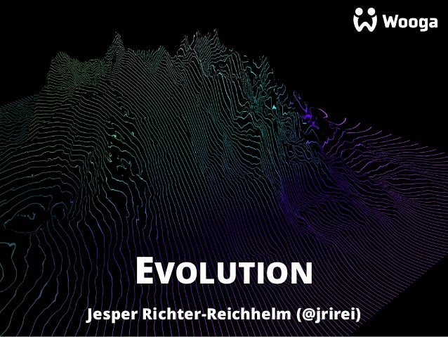 EVOLUTION Jesper Richter-Reichhelm (@jrirei)
