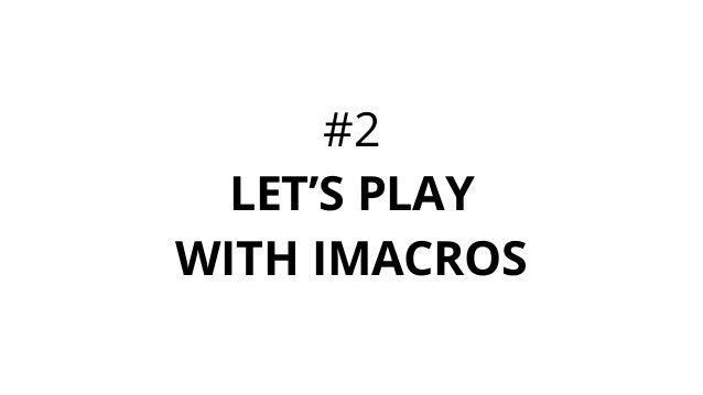 Imacros 8 - iMacros 8 Download for Windows - Top Download Blog