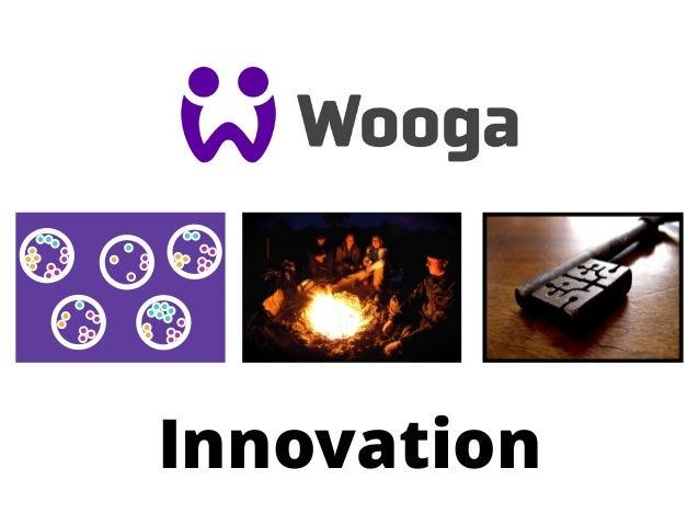 Innovation dank DevOps (DevOpsCon Berlin 2015)