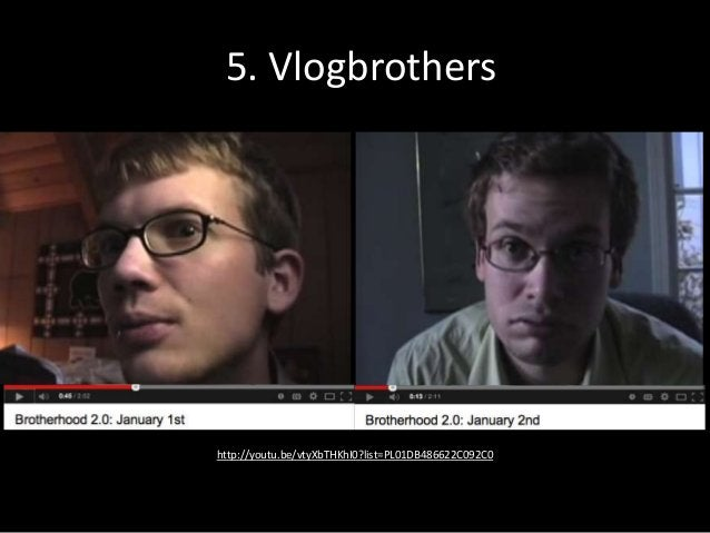 Started as a private joke between two brothers on January 1, 2007 http://youtu.be/vtyXbTHKhI0?list=PL01DB486622C092C0