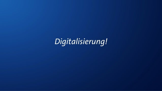 Impulsreferat «Digitalisierung»  Slide 2