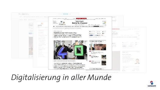 Impulsreferat «Digitalisierung»  Slide 3