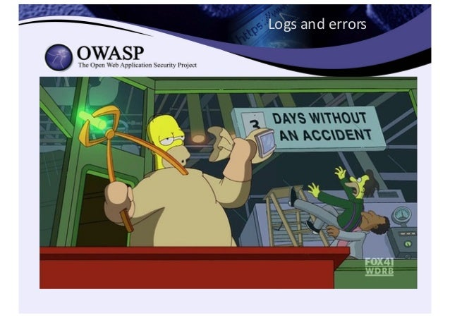 OWASP  ASVS https://www.owasp.org/index.php/C ategory:OWASP_Application_Security _Verification_Standard_Project