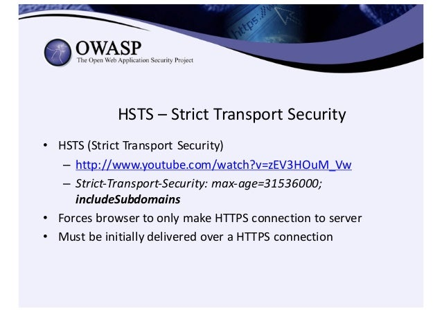 OWASP AppSensor (Java) • Project and mailing list  https://www.owasp.org/index.php/OWASP_A ppSensor_Project • Four-p...