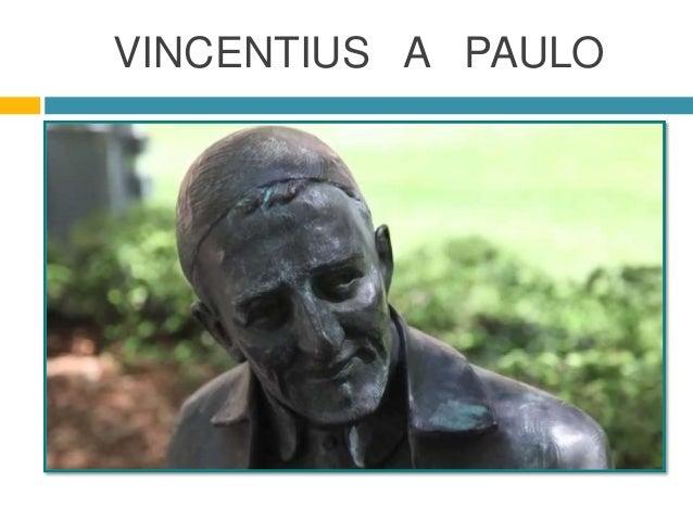 VINCENTIUS A PAULO