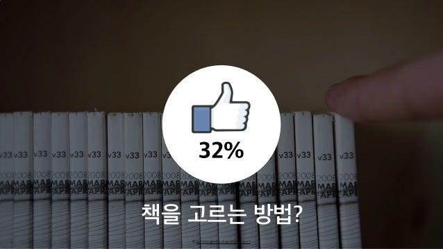 책을 고르는 방법? 32% ⓒ publishingtechnology.com/research