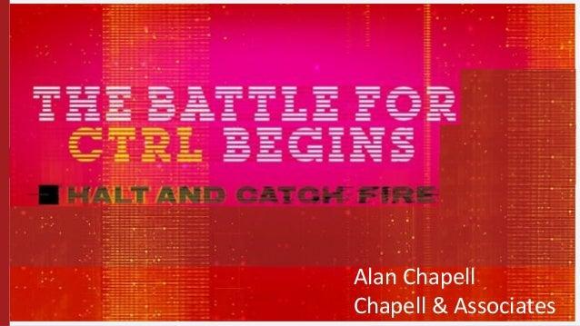 Alan Chapell Chapell & Associates