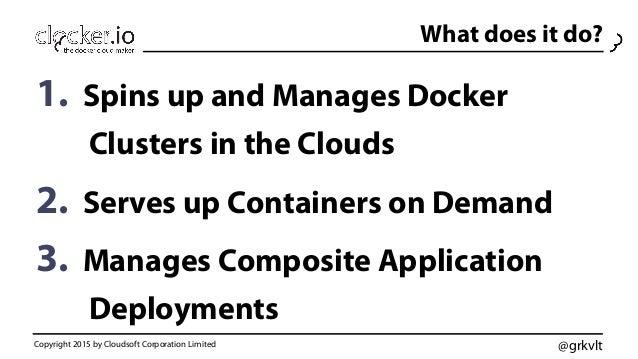 Running Docker in Production