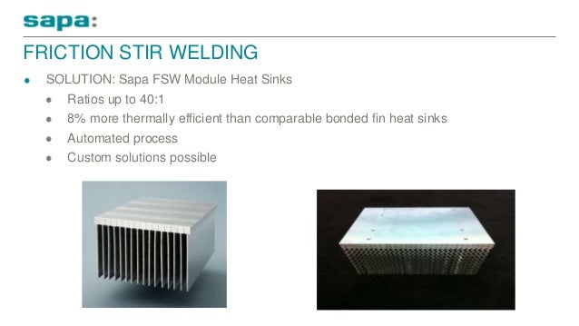 The Advantages Of Using Extrusions To Solve Thermal