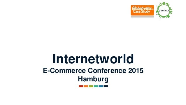Case Study Internetworld E-Commerce Conference 2015 Hamburg