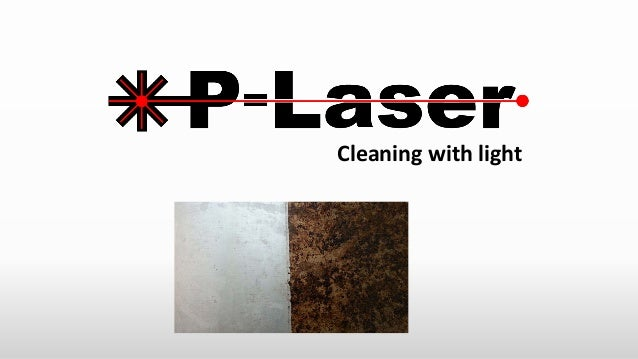 Cleaning with light