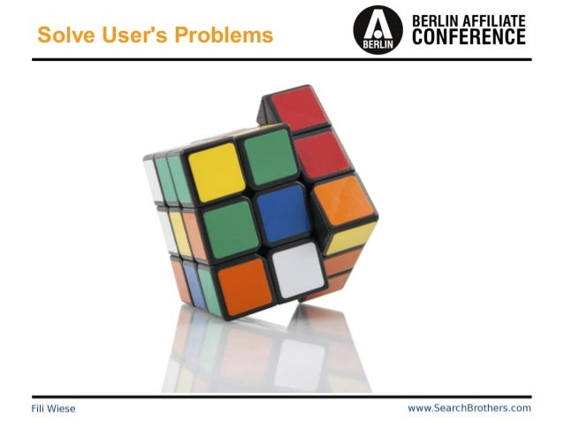 Solve User's Problems
